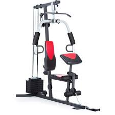 Home Gym Weider 214 Lb Stack 300 Lbs