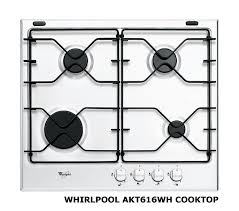 gas stove top. Simple Stove AKT616WH Whirlpool Gas Cook Top Inside Stove N