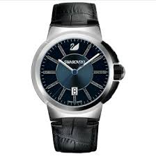 swarovski men s watch crystal fanatics swarovski piazza grande quartz watch