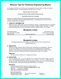 College Freshman Resume Template Beautiful Resume Sample Too Many
