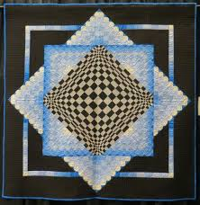Image result for illusion quilt pattern by dereck lockwood | 3-D ... & Image result for illusion quilt pattern by dereck lockwood Adamdwight.com