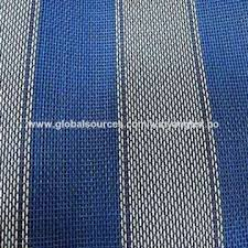 taiwan pvc mesh fabric for outdoor furniture cushion and chair