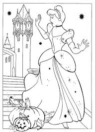 Small Picture Princess Cinderella Coloring Games Coloring Coloring Pages