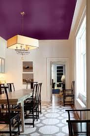 ceiling paint colorsPretty Painted Ceiling Ideas  Decorchick