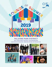 2019 Sounds Of Summer Program Guide By Palatine Park