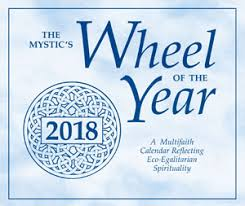 The Year Calendar The Mystics Wheel Of The Year Calendar
