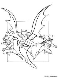 Batman Kleurplaat 907987 Kleurplaat