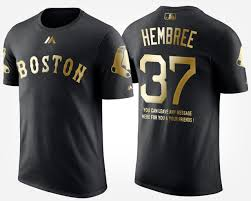 37 T-shirt Hembree Collection Sox Limited Black Heath Gold Red Boston ffcfebdbdaaaab|The Bears Went On A Brutal