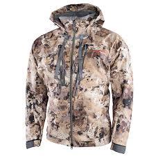 Sitka Size Chart Hudson Jacket In Waterfowl Marsh Sitka Gear Gore Tex
