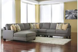 Chamberly 5 Piece Sectional
