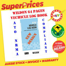 Truck Log Book For Sale Wildon 87w Pocket Size Vehicle Log Book Ato Nrma Compliant 64 Pages Car Truck Oz