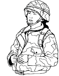 Coloring Pages Of Army Soldiers H3884 Related Post Colouring Pages