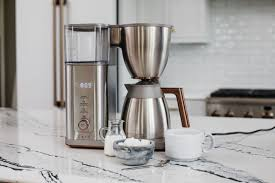 Outlining the best automatic drip coffee makers available in 2016, we will cut through the fat and focus on what matters: Cafe Drip 10 Cup Coffee Maker With Wifi Brushed Stainless C7cdaas2ps3 Best Buy In 2021 Smart Kitchen Coffee Maker Coffee Station Kitchen
