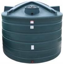 6000 Gallon Plastic Water Storage Tank