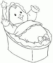 Baby Kleurplaat Embroidery Designs Coloring Pages Baby Coloring