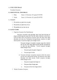 Tulis pendapatmu tentang bahan karet! Doc A Judul Percobaan Pemisahan Campuran Mukhamad Mulk Fath Academia Edu