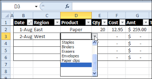Excel Drop Down Opens At End Contextures Blog