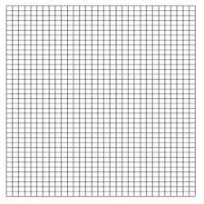 Sheet Of Graph Paper 4 Squares To The Inch Prime Stationery