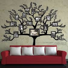 family tree photo collage wall art family tree wall decor with photo frame wall art old