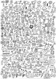 Small Picture Color By Number Coloring Page FIND THE HIDDEN OBJECTS COLOR