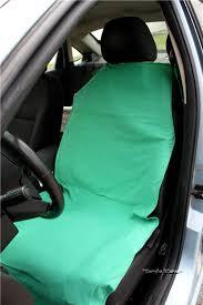diy ping bag car seat protector