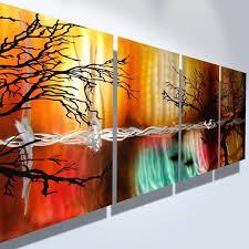 photo of metal wall art decor abstract contemporary modern sculpture hanging zen nature tree in on metal wall art abstract decor contemporary modern sculpture hanging with photo of metal wall art decor abstract contemporary modern sculpture