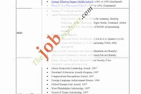 Free Resume Builder Online No Cost 100 Fresh Photograph Of Free Resume Builder No Cost Resume Sample 15