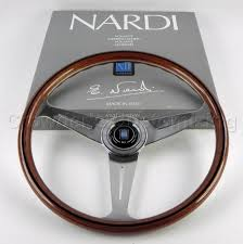 nardi steering wheel classic wood polished 390 mm new 5061 39 3000 made in italy