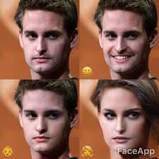 how to use faceapp the app that can age your face or swap your gender