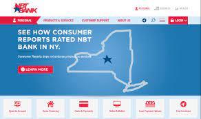 NBT Bank Online Banking - Banking Services Information
