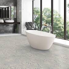 faus retro blue tile s177161 8mm ac5 laminate flooring