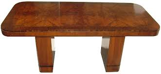 art deco dining table art deco dining suite