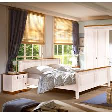 Schlafzimmer Einrichtung Maya In Weiß Wohnende
