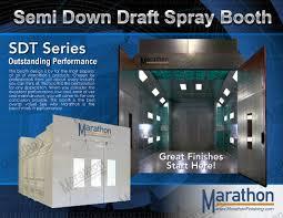 Downdraft Paint Booth Design Pdf Paint Booths For Trucks Equipment Semi Down Draft