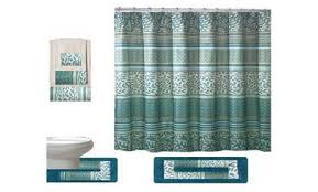 burgundy shower curtain sets. image placeholder for martha 18 piece shower curtain set burgundy sets