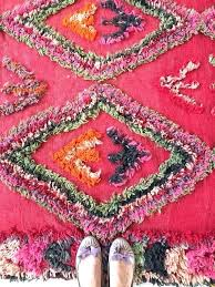 pink bohemian rug pink tribal rug vintage rug coco bohemian rug tribal area rug decor red pink bohemian rug