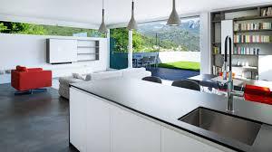 Aménager Une Cuisine Moderne Et Design Une Cuisine Salon
