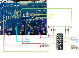cnc controller board modifications