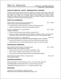 Resume Layout Samples Printable ...