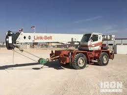 Link Belt Rtc 8022 Rough Terrain Crane In Odessa Texas