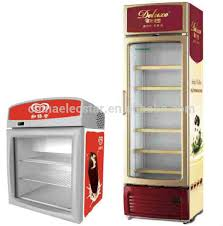Stand Up Display Freezer Low temperature upright freezer Ice cream freezer Upright 14