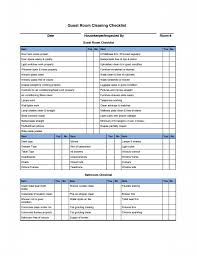 house cleaning checklist templates hotel stuff house cleaning checklist templates