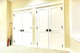narrow closet doors amazing double on door interior french narrow closet doors