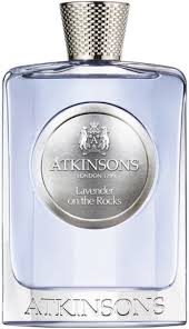 <b>Atkinsons Lavender on the</b> Rocks 100ml in duty-free at airport ...