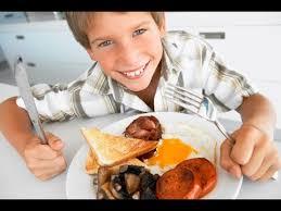 old eat for breakfast