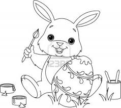 Explore Easter Coloring Pages Easter Bunny