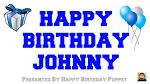 Johnny Be Happy
