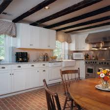 Red Brick Flooring Kitchen Brick Red Kitchen Cabinets Tremendeous Snaidero Kitchens With