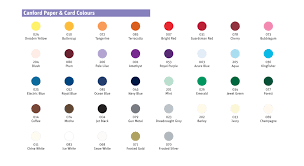 Black Colour Chart Paper Canford Paper And Card Daler Rowney