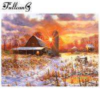 Wholesale Sunset Scenery Paintings for Resale - Group Buy Cheap ...
